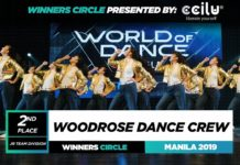 Woodrose Dance Crew | 2nd Place Jr| Winner Circle | World of Dance Manila Qualifier 2019 | #WODMNL19
